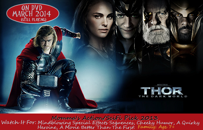 Thor Sark World Must See 2013