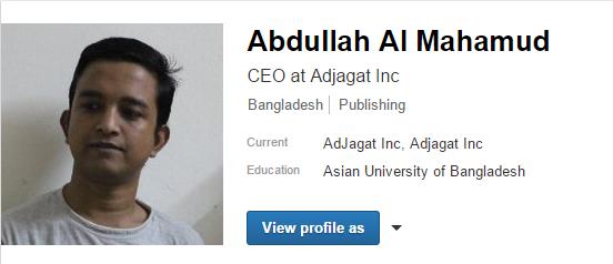 Abdullah Al Mahamud
