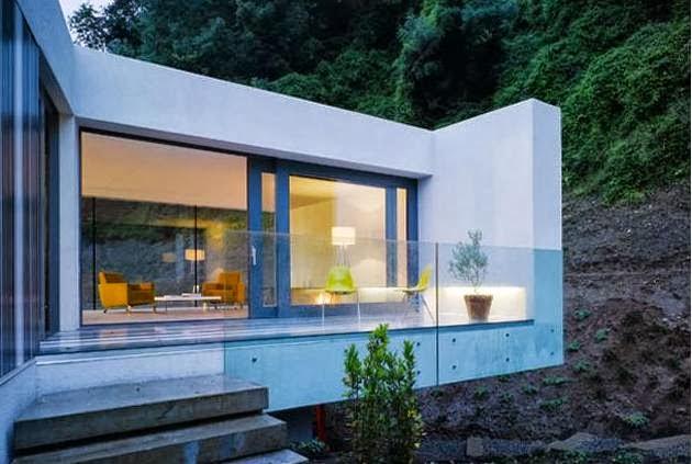 model teras rumah minimalis inspiratif 2017 rumah