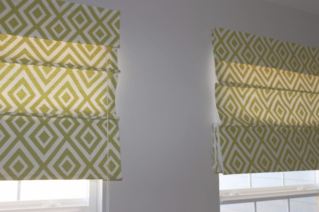 How to Customize Roman Shades