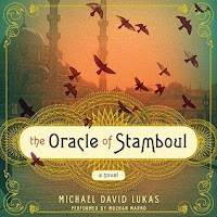 Cover of The Oracle of Stamboul by Michael David Lukas