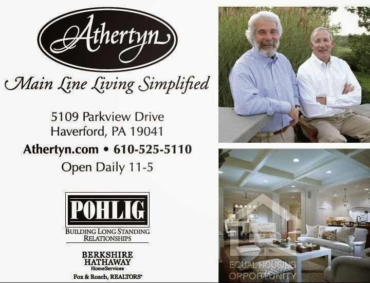 Athertyn Main Line Living Simplified  - Meet the Builders - 5109 Parview Drive, Haverford, PA 19041 Athertyn.com 610-525-5110 Open Daily 11-5