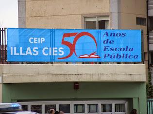 50 ANOS ILLAS CIES