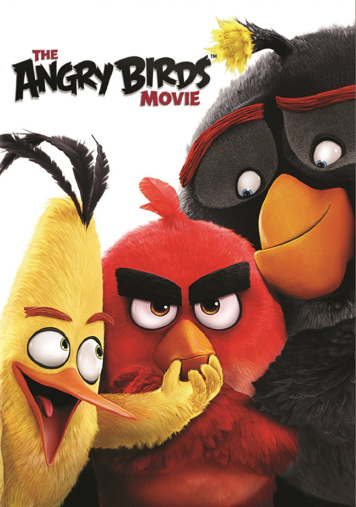 Nonton Movie The Angry Birds Movie (2016)