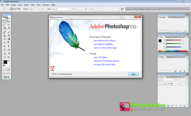 Download Software Gratis Photoshop Cs2