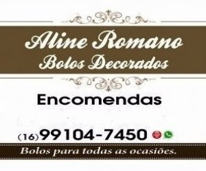 Bolos Decorados