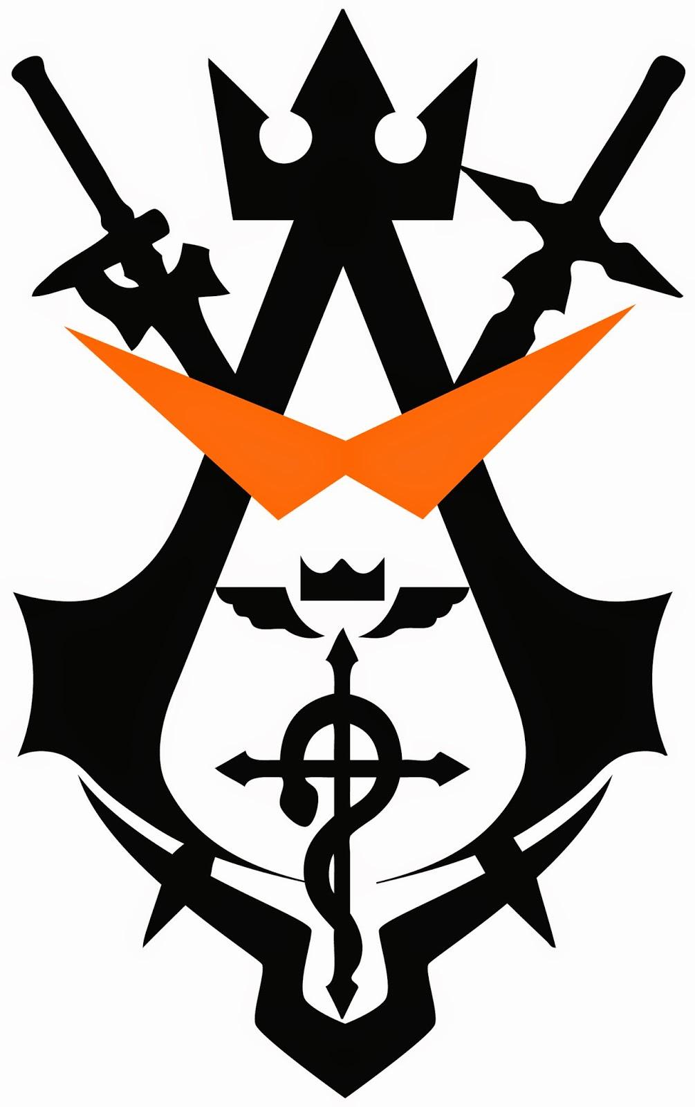 Artistic influences june 2014 used animegames kingdom hearts assassins creed code geass fullmetal alchemist sword art online and gurren lagann biocorpaavc