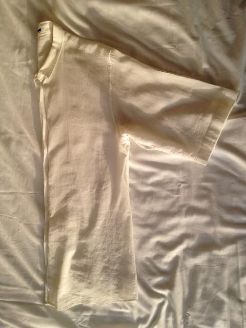 Vintage White Shirt Jil Sander   Get Up Get Dressed