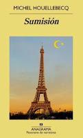 Ranking Semanal: Número 4. Sumisión, de Michel Houellebecq.
