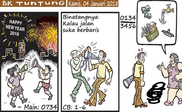 Prediksi Gambar Pak Tuntung Kamis 04 01 2018