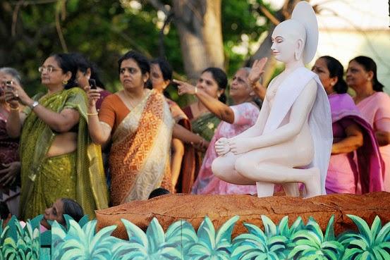 essay on saint mahavir Mahavir jayanti - religious festival of jainism celebrates the birth of mahavira  know about birth and enlightenment of lord mahavir, the 24th tirthankara on.
