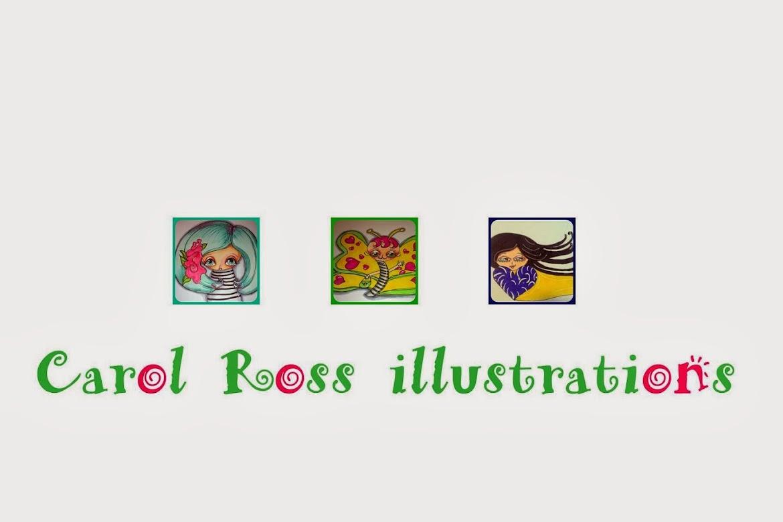 Carol Ross illustrations