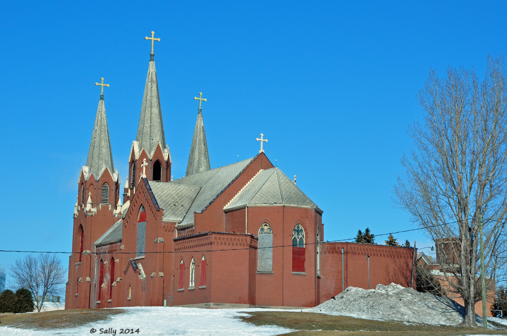Crookston (MN) United States  City pictures : Cathedral of the Immaculate Conception Crookston, Minnesota videos