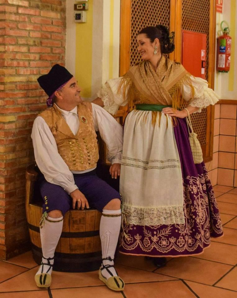 Jose Luis Martinez y Mari Carmen Sandoval