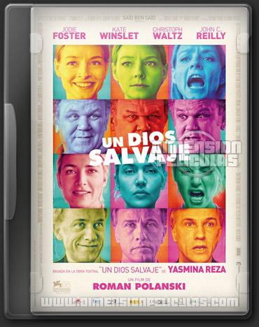 Un Dios Salvaje (DVDScr Castellano) (2011) (online)