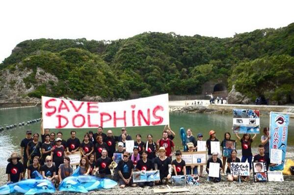 Mantan Drummer GNR Protes Perburuan Lumba-lumba