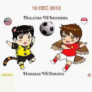 Timnas Indonesia U23 vs Malaysia Semifinal Sea Games 2013
