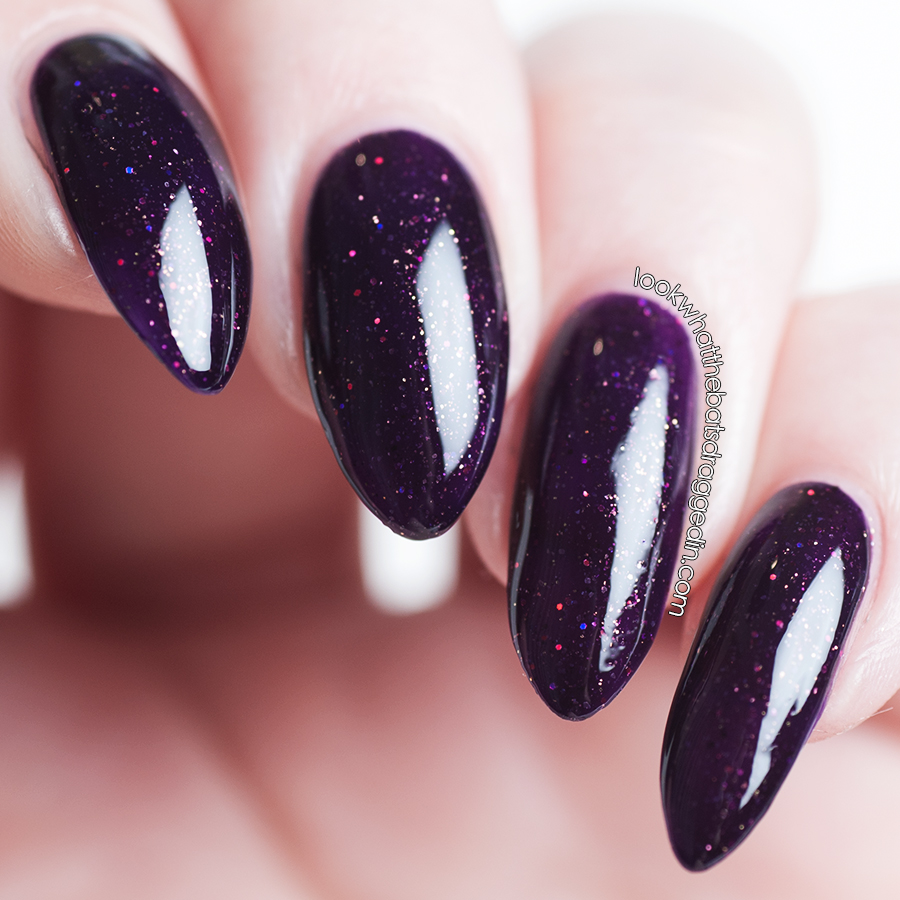 Arcane Lacquer Halloween Duo Glorious Nightmare nail polish