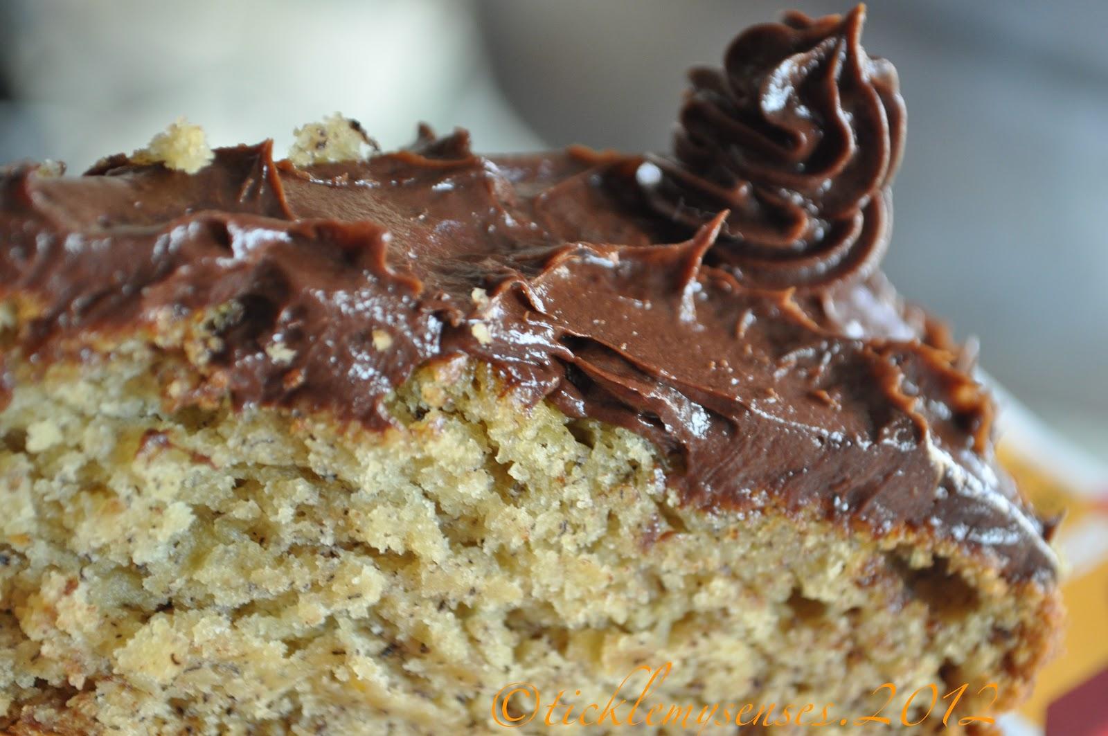 Arabic Chocolate Cake