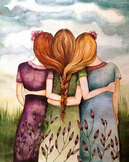 mensajes de amistad nunca te olvides de las amigas
