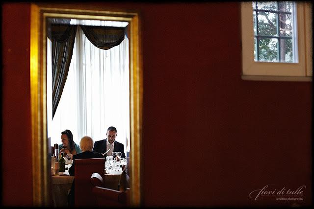 foto matrimonio Villa Serra Genova