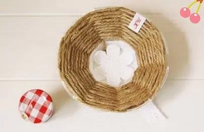 Reciclagem - Aprenda a fazer uma cestinha usando um copo descartável