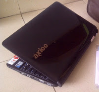 Netbook axioo Pico CJM Second