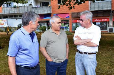 Bernardo, Vaz e Tingelinhas