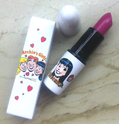 Pout Pretty&#39;s MAC Archie&#39;s Girls Collection Lipstick Giveaway - Open Internationally!