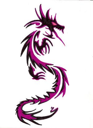 Dragon Tattoo on Dragon Tattoo     By Kimraifan Jpg