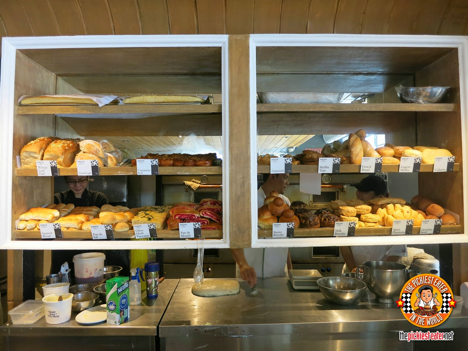 bread shop hatch 22