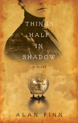 Things Half in Shadow COVER