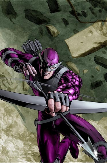 Hawkeye (Marvel Comics) Character Review