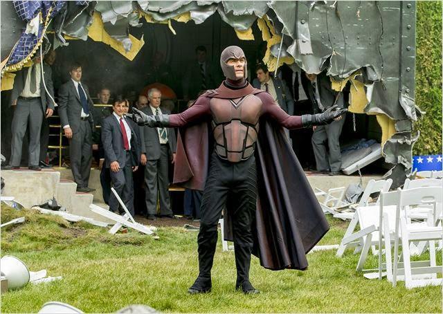 """Michael Fassbender es Magneto en """"X-Men: Días del Futuro Pasado"""""""