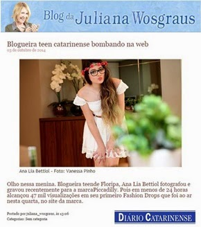 BLOG DA JULIANA WOSGRAUS