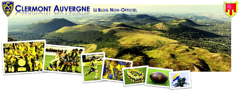 ASM Clermont Auvergne Rugby Le Blog