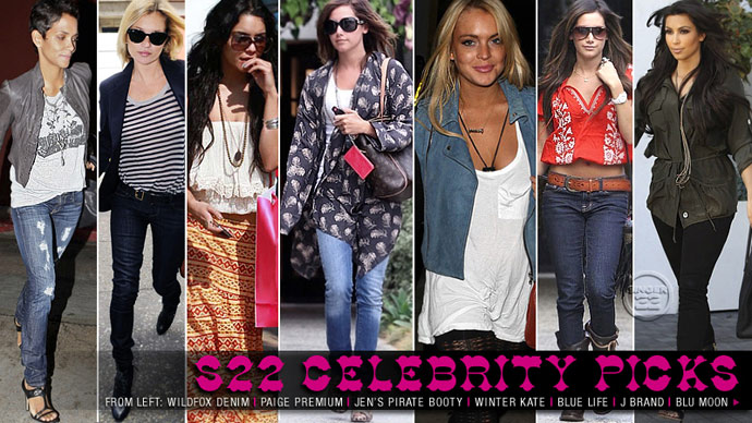 Celebrity Style Clothes Celebrity Fashion Style