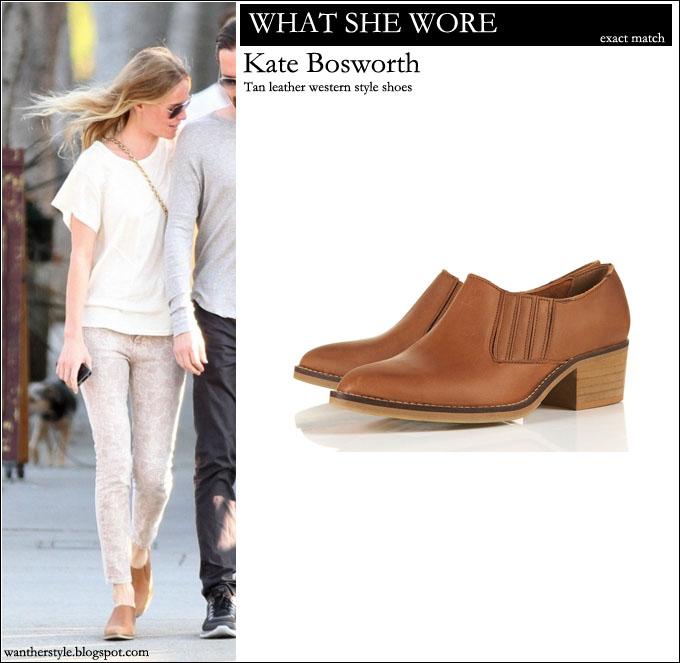 September 2012 ~ I wan... Kate Bosworth Shoes