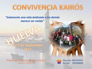 Convivencia Kairós - Huelva