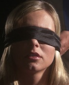 La benda sui vostri occhi...