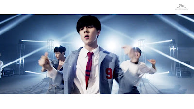 EXO Sehun in Love Me Right MV