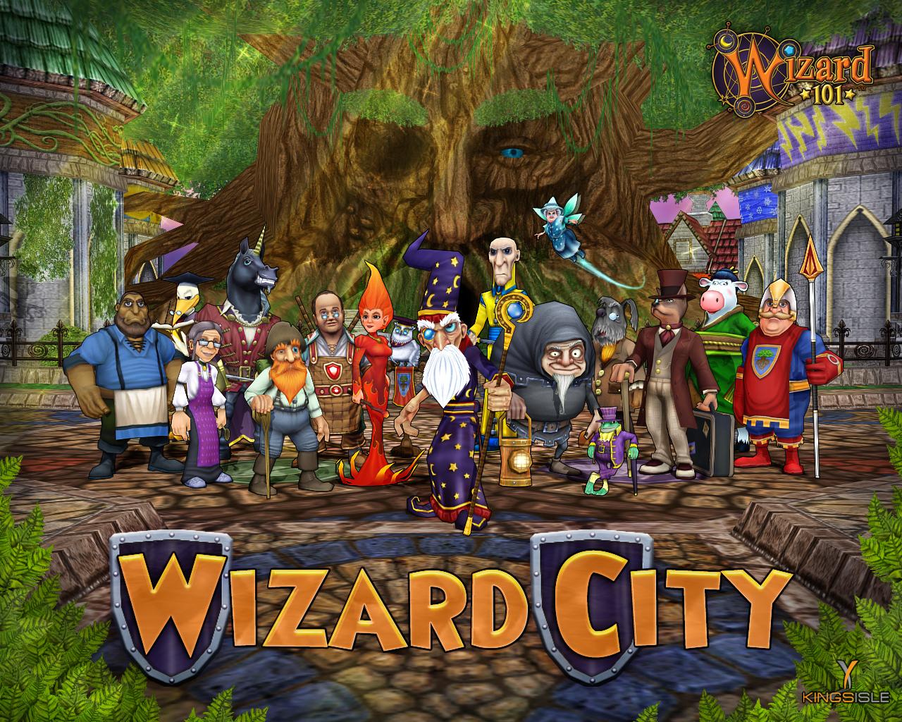 Juegos Online de Calidad, Legales y Gratis: Wizard101