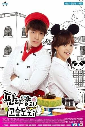 Ti?u Th? G?u Tr�c V� C�ng T? Nh�m - Miss Panda And Mr.Hedgehog