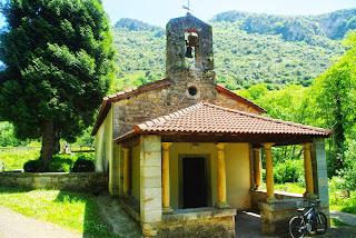 Santo Adriano, iglesia de San Romano