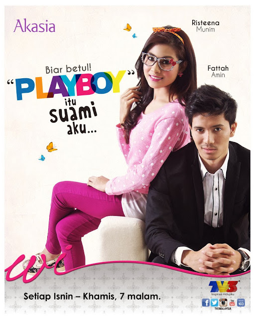 Tonton Playboy Itu Suami Aku Full Episode - Akasia TV3