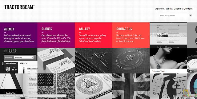 Trend Web Design 2013, Flat Design, Trends Web