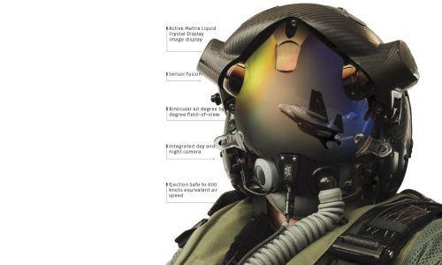 HMDS untuk F-35 Lightning II