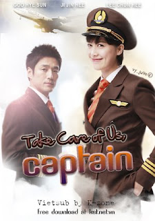 Nữ Phi Công Xinh Đẹp - Take Care Of Us Captain