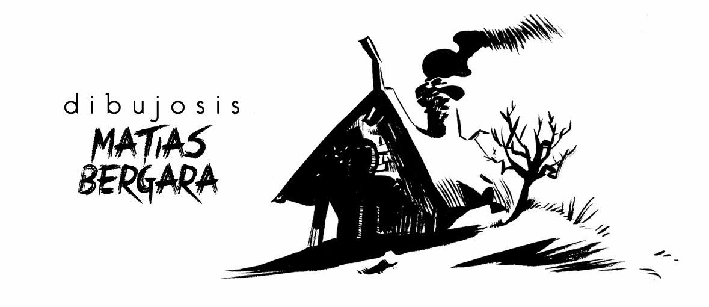 Dibujosis parcial y total - Matías Bergara