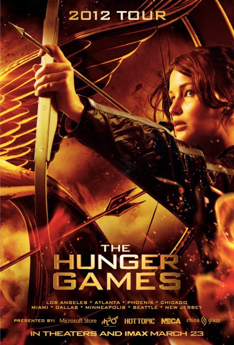 The Hunger Games [2-Disc Blu-ray + Ultra-Violet Digital Copy]